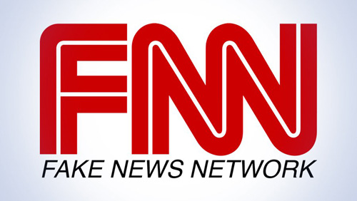 "CNN labeled ""a disgrace to all journalism"" for producing endless stream of very fake news"